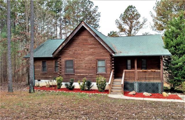 247 Cove Wood Drive, Denton, NC 27239 (MLS #912017) :: Kristi Idol with RE/MAX Preferred Properties