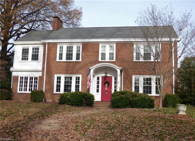 202 Hillcrest Drive, High Point, NC 27262 (MLS #912056) :: The Temple Team
