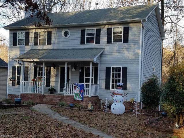 1725 Abbottsford Drive, Kernersville, NC 27284 (MLS #912058) :: Kristi Idol with RE/MAX Preferred Properties