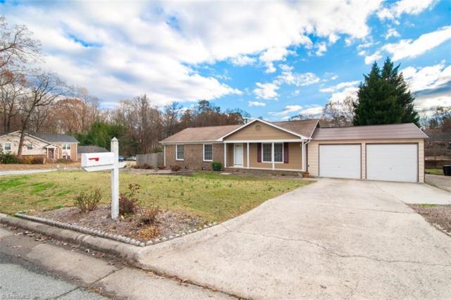 812 Chatfield Drive, Jamestown, NC 27282 (MLS #912059) :: Lewis & Clark, Realtors®