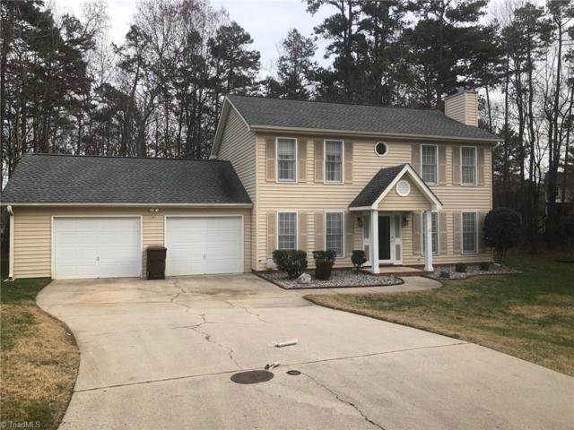 4000 Loch Mere Road, High Point, NC 27265 (MLS #912082) :: Lewis & Clark, Realtors®