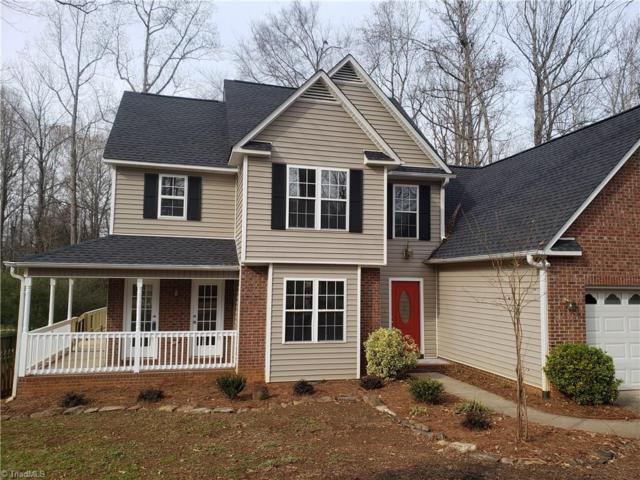 4667 Oakview Drive, Trinity, NC 27370 (MLS #912132) :: Kristi Idol with RE/MAX Preferred Properties