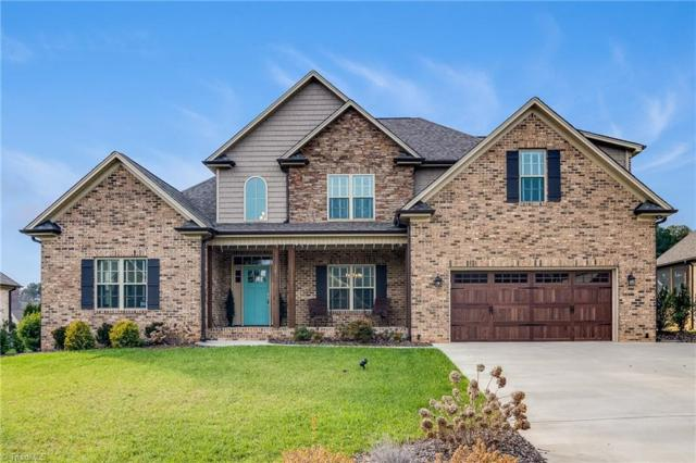 127 Winged Foot Court, Winston Salem, NC 27107 (MLS #912166) :: Kim Diop Realty Group