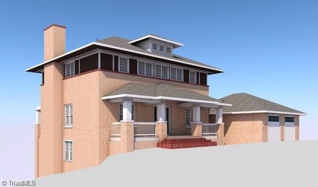 228 Glade View Court, Winston Salem, NC 27104 (MLS #912255) :: Kristi Idol with RE/MAX Preferred Properties
