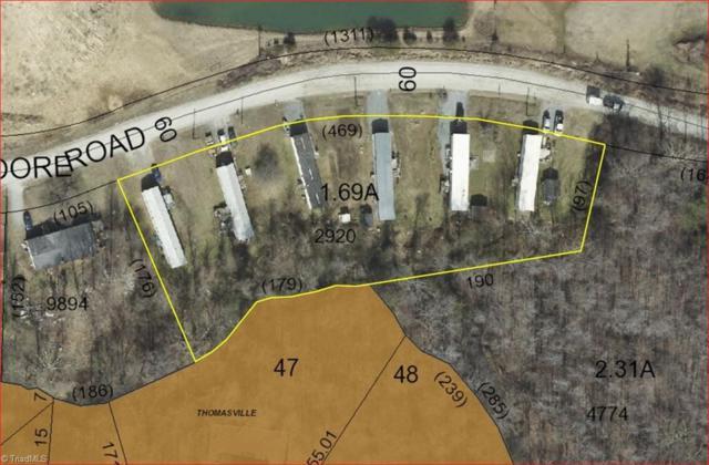 0 Pope Moore Road, Thomasville, NC 27360 (MLS #912322) :: Ward & Ward Properties, LLC