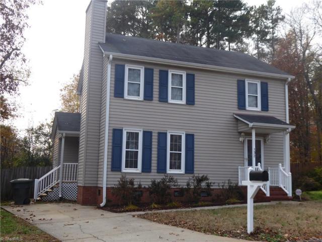 132 Arcaro Drive, Greensboro, NC 27455 (MLS #912345) :: Lewis & Clark, Realtors®