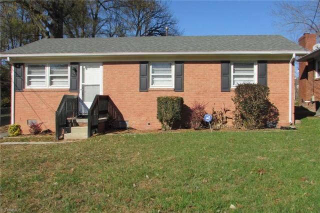2109 Windsor Street, Greensboro, NC 27401 (MLS #912367) :: The Temple Team