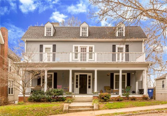 1021 West End Boulevard, Winston Salem, NC 27101 (MLS #912432) :: Kristi Idol with RE/MAX Preferred Properties
