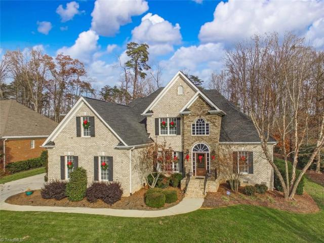 8230 William Wallace Drive, Summerfield, NC 27358 (MLS #912531) :: NextHome In The Triad