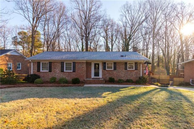 2712 Asbury Terrace, Greensboro, NC 27408 (MLS #912705) :: Kim Diop Realty Group