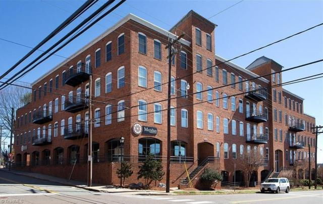 411 S Marshall Street #303, Winston Salem, NC 27101 (MLS #912935) :: RE/MAX Impact Realty