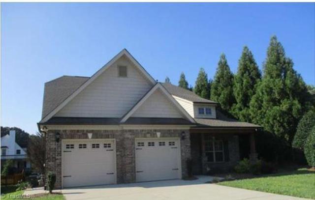 6194 Barrington Oaks Drive, Clemmons, NC 27012 (MLS #913025) :: The Temple Team