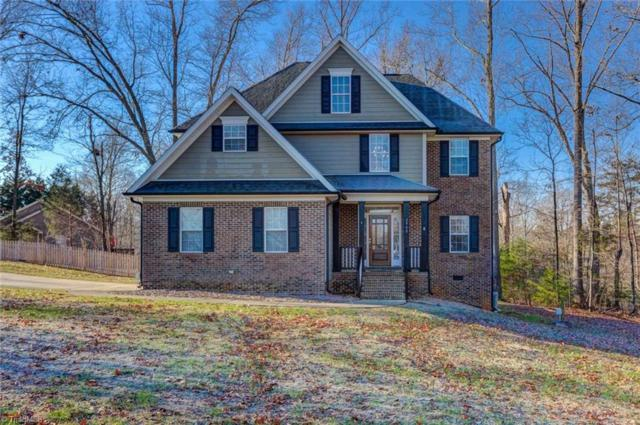 2900 Walbrook Terrace, Browns Summit, NC 27214 (MLS #913050) :: NextHome In The Triad