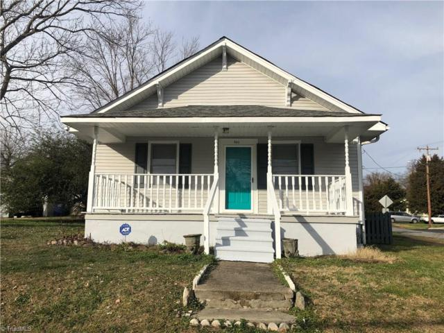 501 W Devonshire Street, Winston Salem, NC 27127 (MLS #913184) :: Kim Diop Realty Group