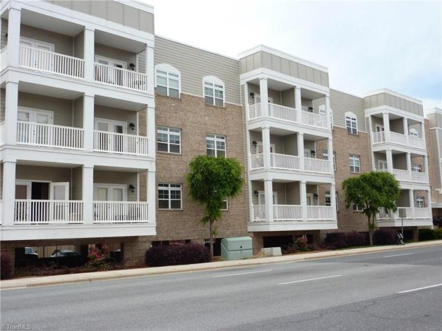 605 W Market Street #201, Greensboro, NC 27401 (MLS #913285) :: HergGroup Carolinas