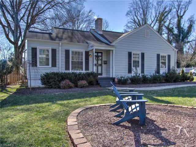 1613 Colonial Avenue, Greensboro, NC 27408 (MLS #913396) :: Kristi Idol with RE/MAX Preferred Properties