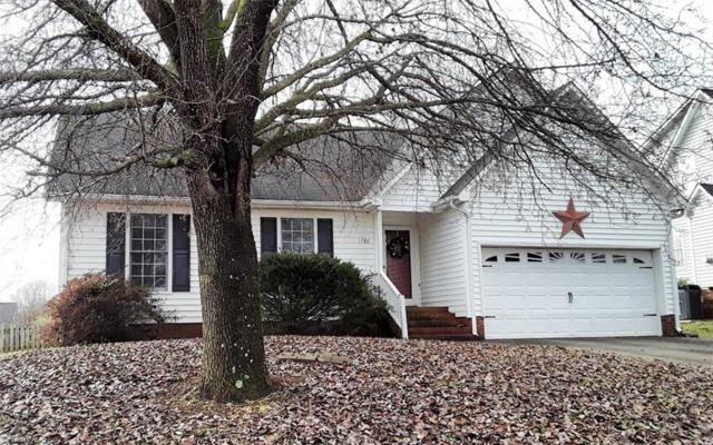1786 Ammons Drive, Clemmons, NC 27012 (MLS #913437) :: Kim Diop Realty Group