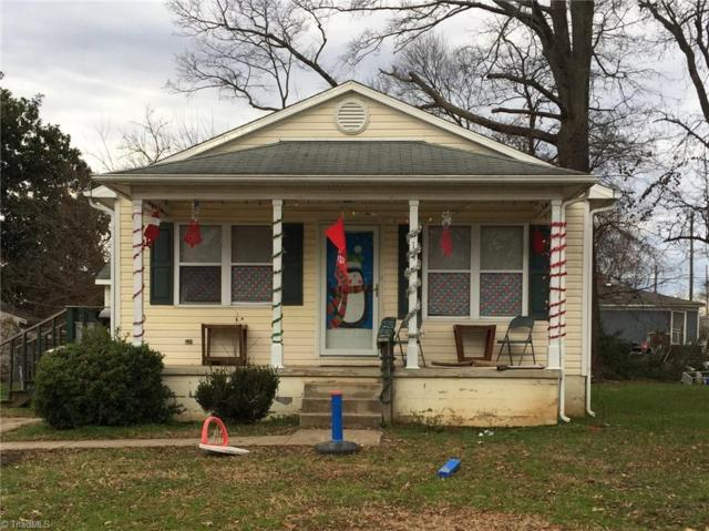 214 Gant Street, Greensboro, NC 27401 (MLS #913469) :: HergGroup Carolinas