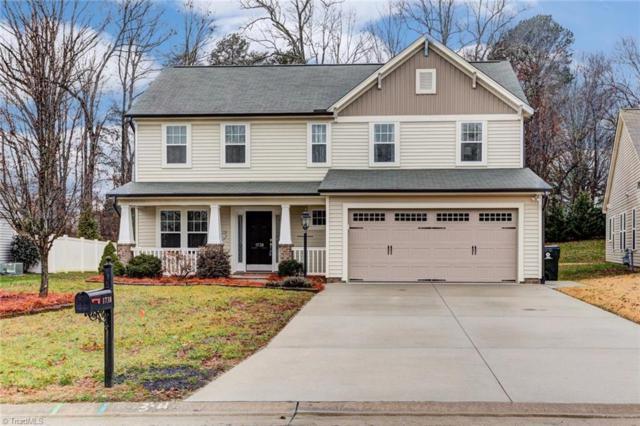 1738 Ridgestone Lane, Kernersville, NC 27284 (MLS #913496) :: Kristi Idol with RE/MAX Preferred Properties
