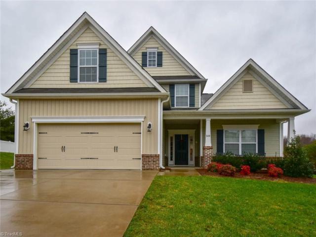 540 Barnsdale Ridge Road, Kernersville, NC 27284 (MLS #913519) :: Kim Diop Realty Group