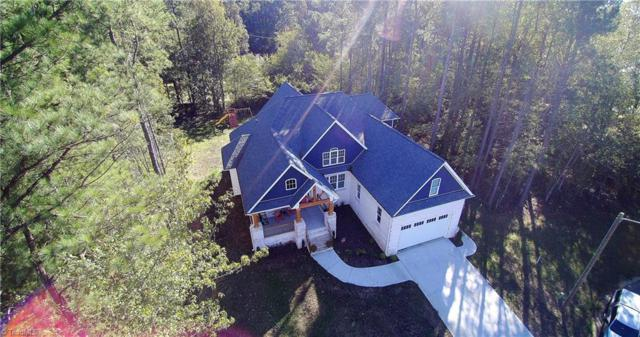 184 Freemont Drive, Thomasville, NC 27360 (MLS #913536) :: The Temple Team