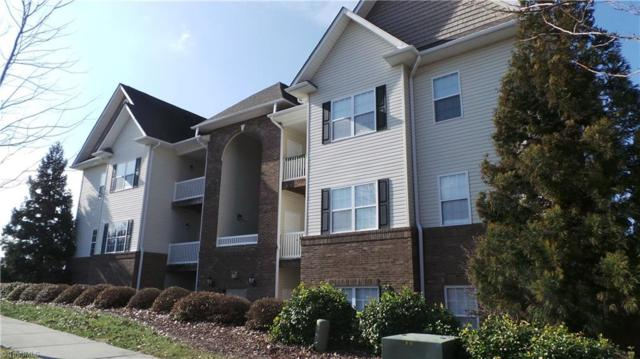 2431 Eagle Creek Court #203, Winston Salem, NC 27103 (MLS #913559) :: Kristi Idol with RE/MAX Preferred Properties