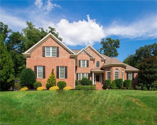 8234 William Wallace Drive, Summerfield, NC 27358 (MLS #913738) :: NextHome In The Triad
