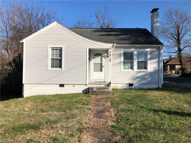 1519 Randolph Avenue, Greensboro, NC 27406 (MLS #913804) :: The Temple Team
