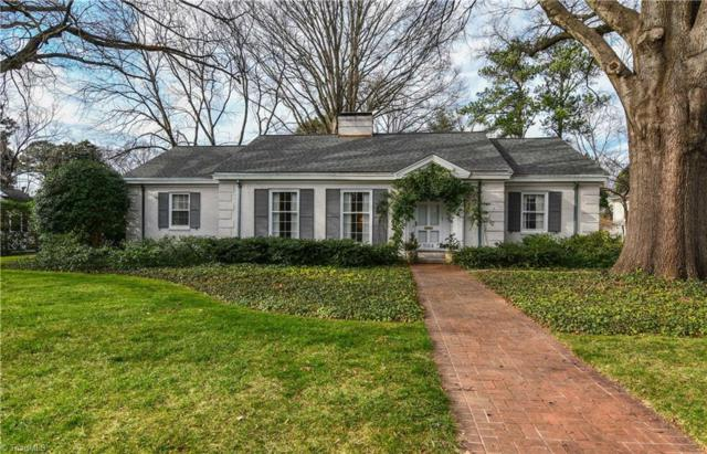 1104 Country Club Drive, Greensboro, NC 27408 (MLS #913886) :: The Temple Team
