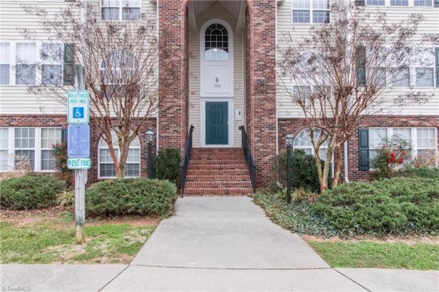 160 James Road 1B, High Point, NC 27265 (MLS #913889) :: The Temple Team