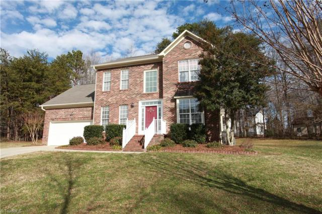 2733 Red Run Court, High Point, NC 27265 (MLS #913897) :: The Temple Team