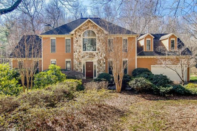 6407 Muirfield Drive, Greensboro, NC 27410 (MLS #913901) :: NextHome In The Triad