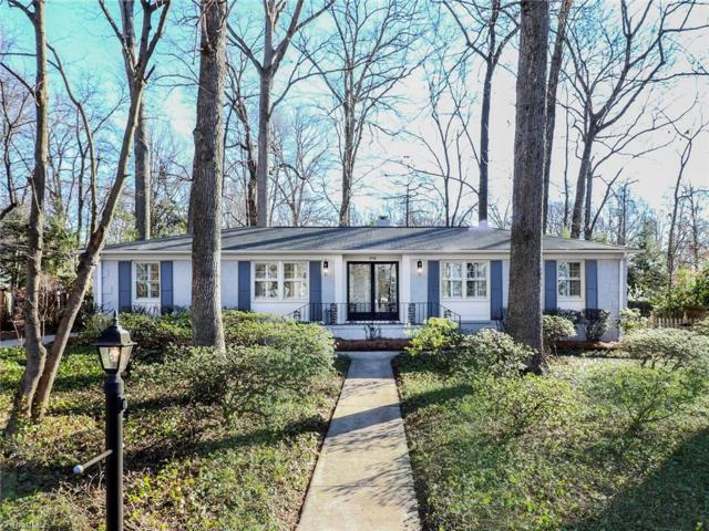 2708 Courtney Lane, Greensboro, NC 27408 (MLS #913946) :: The Temple Team