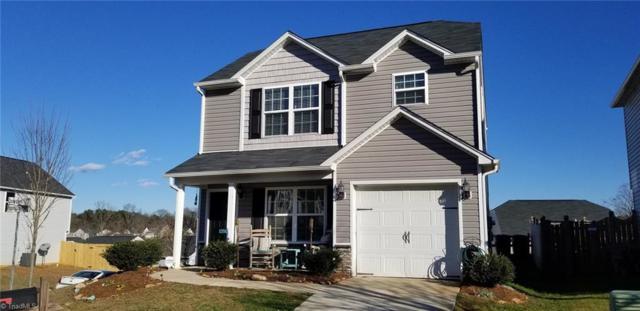 1350 Dowden Street, Kernersville, NC 27284 (MLS #913963) :: Kristi Idol with RE/MAX Preferred Properties