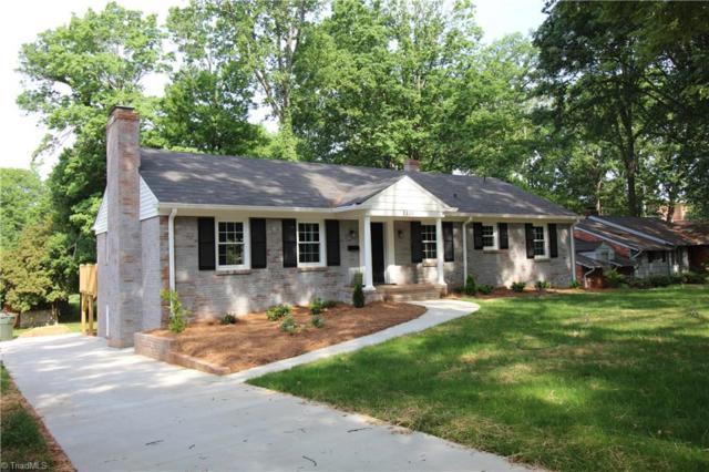 1315 Lakewood Drive, Greensboro, NC 27410 (MLS #913992) :: HergGroup Carolinas