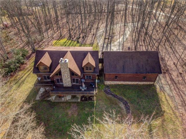 8605 Tuttle Ridge Road, Germanton, NC 27019 (MLS #914015) :: The Temple Team