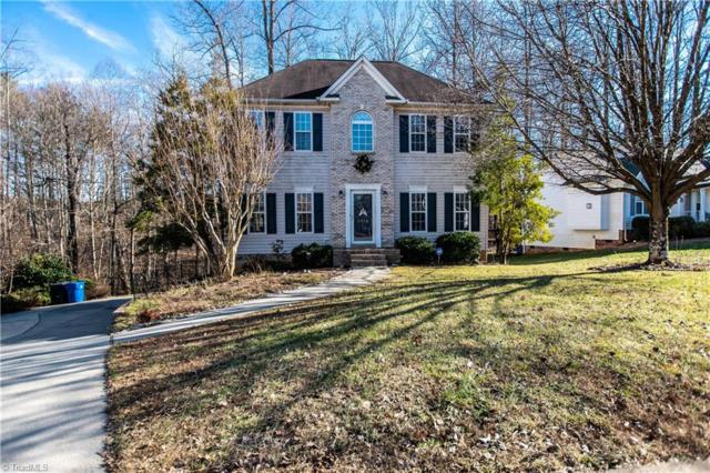 1016 Woodland Pointe Drive, Kernersville, NC 27284 (MLS #914021) :: Kristi Idol with RE/MAX Preferred Properties