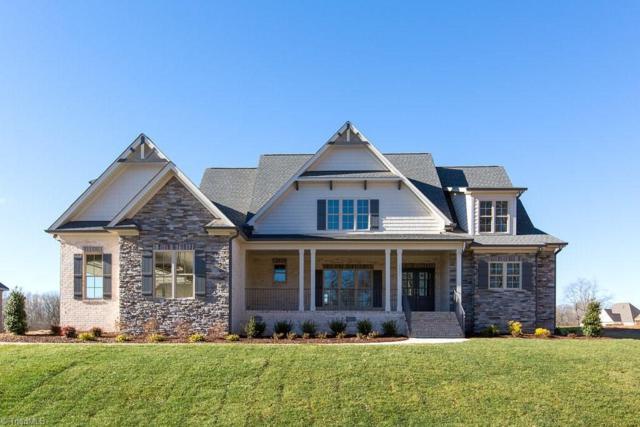 8503 Robert Jessup Drive, Greensboro, NC 27455 (MLS #914055) :: NextHome In The Triad