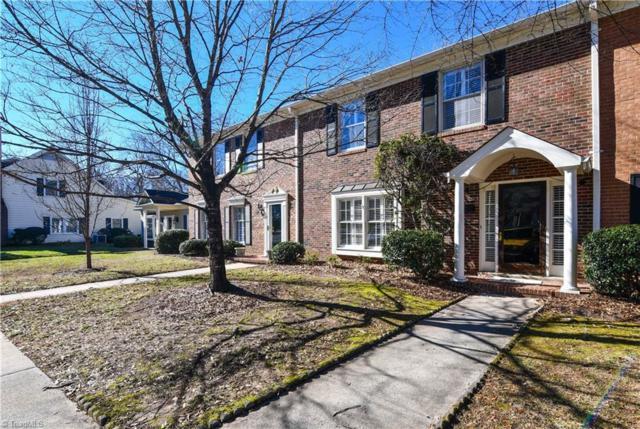 22 Fountain Manor Drive, Greensboro, NC 27405 (MLS #914097) :: The Temple Team