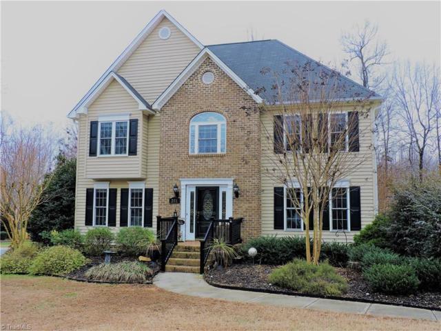 201 Coltsgate Drive, Kernersville, NC 27284 (MLS #914190) :: Kristi Idol with RE/MAX Preferred Properties