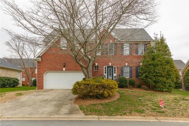 3007 Deercroft Lane, Clemmons, NC 27012 (MLS #914223) :: Kristi Idol with RE/MAX Preferred Properties