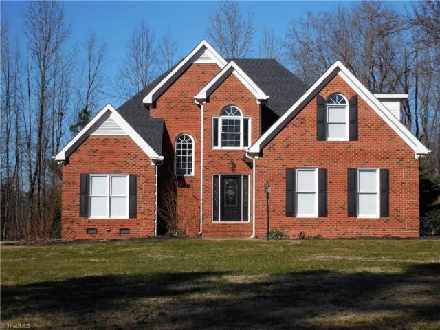 1439 Talbot Road, Pleasant Garden, NC 27313 (MLS #914235) :: Lewis & Clark, Realtors®