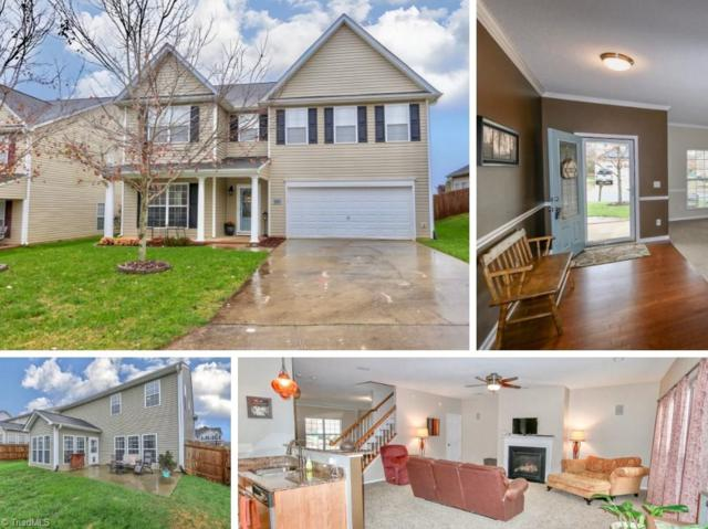 142 Rolling Meadow Lane, Clemmons, NC 27012 (MLS #914250) :: Kristi Idol with RE/MAX Preferred Properties