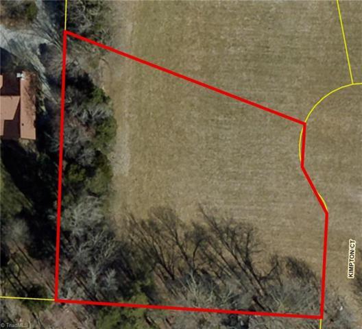 607 Kimpton Court, Greensboro, NC 27455 (MLS #914331) :: Ward & Ward Properties, LLC