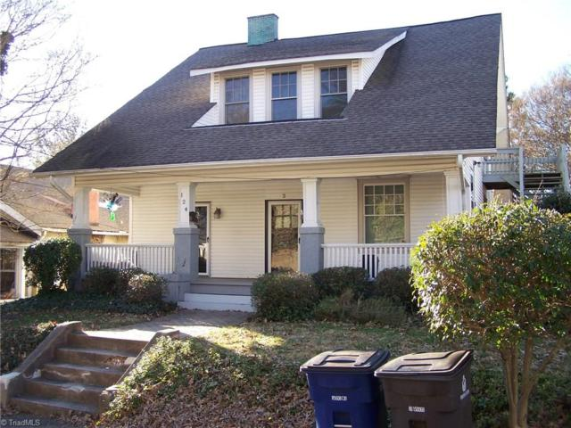 124 Taylor Street #3, Winston Salem, NC 27101 (MLS #914421) :: Kim Diop Realty Group