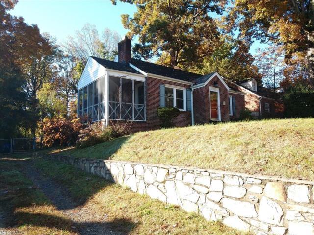 1535 Hawthorne Road, Winston Salem, NC 27103 (MLS #914422) :: The Temple Team