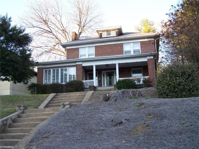 1517 W First Street #1, Winston Salem, NC 27101 (MLS #914432) :: Kim Diop Realty Group