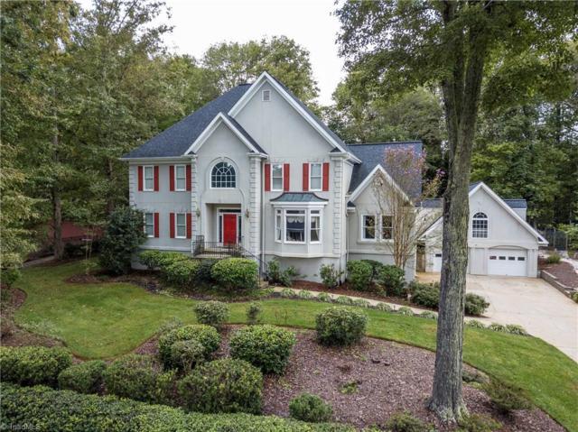 422 Chesham Drive, Kernersville, NC 27284 (MLS #914485) :: Kristi Idol with RE/MAX Preferred Properties