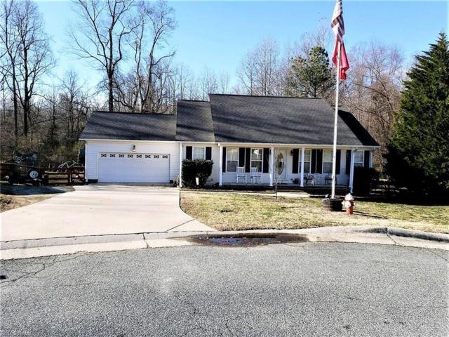 17 Collin Lane, Thomasville, NC 27360 (MLS #914489) :: Kristi Idol with RE/MAX Preferred Properties