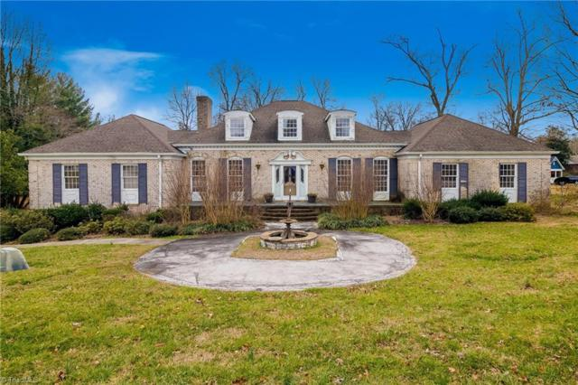 6315 Hickory Hollow Road, Jamestown, NC 27282 (MLS #914523) :: The Temple Team